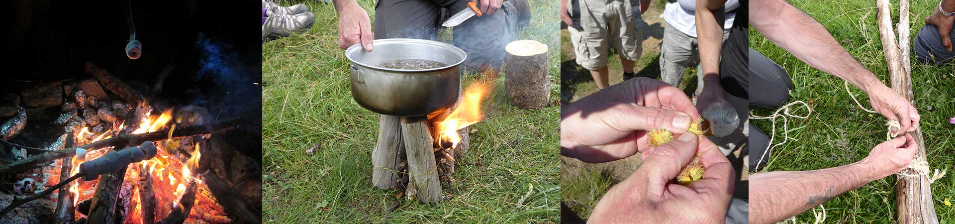 Stage de Survie / Bushcraft