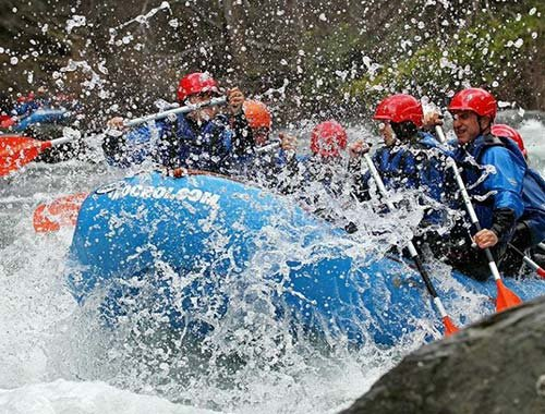 Rafting & Hydrospeed